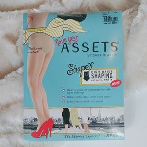 Assets by Sara Blakely High Waist Shaping Panty